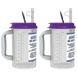 Whirley Drink Works 2-32 oz insulated mug Water Essentials P