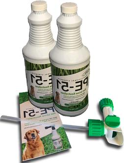2 - 32oz Bottles of Synthetic Turf / Artificial Grass cleane