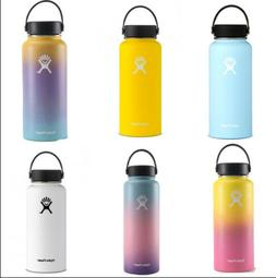32/40 oz Hydrate Flask Water Bottle Stainless Steel Insulate