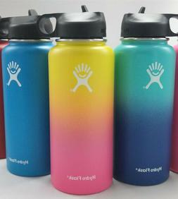 32/40oz Hydro Flask Insulate Stainless Steel Wide Mouth Wate