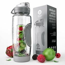 Infusion Pro 32 oz. Fruit Infusion Water Bottles With Insula