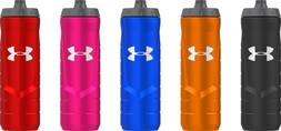 Under Armour 32 Oz Squeeze Bottle with Quick Shot Lid, 5 Col