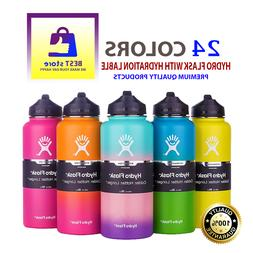 Frost Hydro Flask 32 OZ Stainless Steel Vacuum Insulated Wid