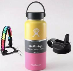 Hydro Flask 32 oz Wide Mouth Keiki Rainbow Limited Edition B