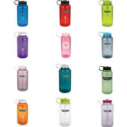 Nalgene 32 Oz Wide Mouth Lexan Bottle - Various Sizes and Co