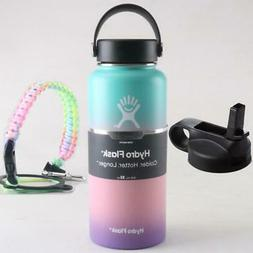 Hydro Flask 32 oz with Flex Cap And Straw Lid Stainless Stee
