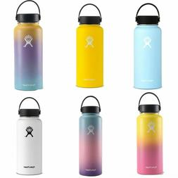 32oz Hydro Flask Insulated Water Bottle Gradient Colors