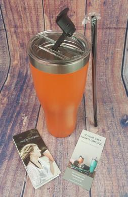 Simple Modern 32oz Slim Cruiser Tumbler Straw Travel Vacuum