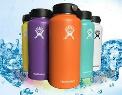 Hydro Flask Water Bottle Stainless Steel, Vacuum Insulated w