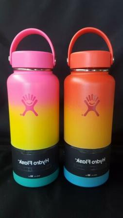 HYDRO FLASK 32OZ WIDE MOUTH - HAWAIIAN SHAVE ICE COLLECTION