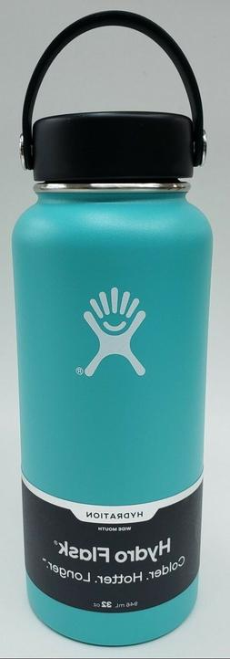 Hydro Flask 32oz Wide-Mouth Vacuum Insulated Stainless Steel