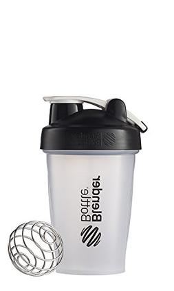 BlenderBottle C00581 Classic Shaker Bottle, 20-Ounce Loop To