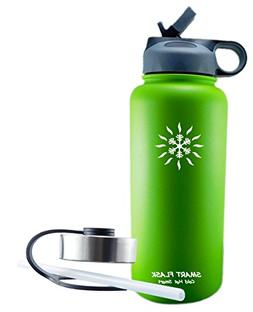 Smart Flask, Stainless Steel Vacuum Insulated water bottle,