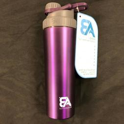 AeroBottle Steel Single Wall Non Insulated Water Bottle/Prot
