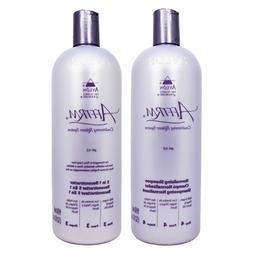 Avlon Affirm Normalizing Shampoo 32oz and 5 in 1 Reconstruct