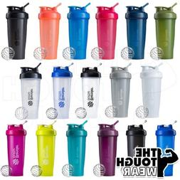 Blender Bottle Classic 32oz Shaker Cup SportMixer With Loop