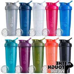 Blender Bottle Classic 32oz Shaker Cup SportMixer - NEW FULL