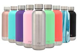 Simple Modern 17oz Bolt Sports Water Bottle - Stainless Stee