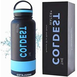 The Coldest Water 32 oz Bottle Stainless Steel Double Walled