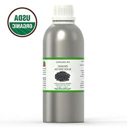 SVA Certified Organics Black Seed Oil 32 fl. OZ / 1000 ML -