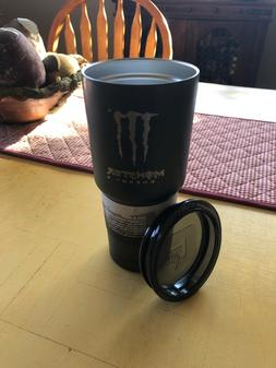 Grizzly Grip Cup powder coated Tumbler 32 oz MONSTER Logo. H