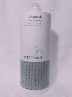 BROCATO DETANGLE CONDITIONING SPRAY 32 OZ STYLING OR HEAT PR