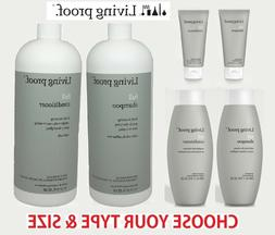 Living Proof Full Shampoo /Conditioner /Combo  -CHOOSE YOUR