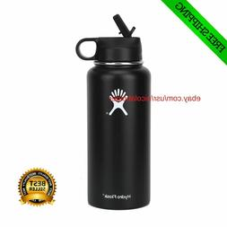 Hydro Flask 18/32 OZ Wide Mouth Stainless Steel Bottle With
