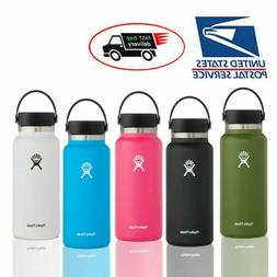 Hydro Flask Bottle 32 OZ/40 OZ Wide Mouth with Flex Cap 2.0,