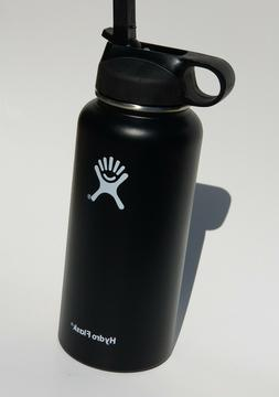 Hydro Flask Insulated Stainless Steel Water Bottle Straw Lid