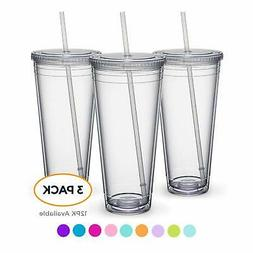 Maars Insulated Travel Tumblers 32 oz. | Double Wall Acrylic