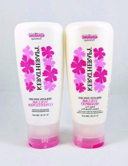 Keratherapy Keratin Infused Volume Shampoo and Conditioner 1