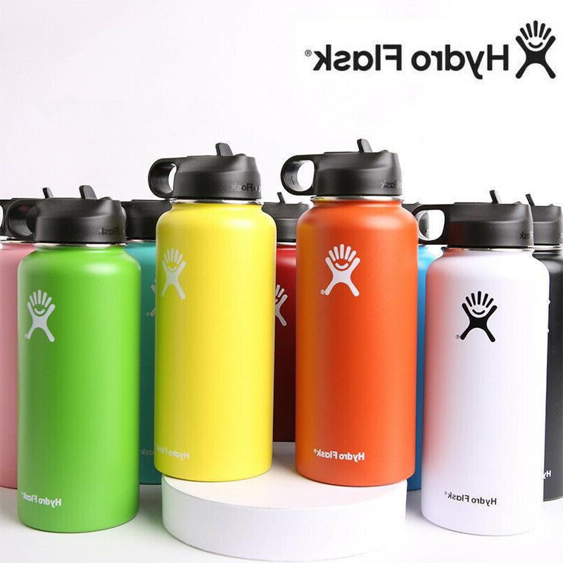 Hydro Flask 32 Wide 2.0 Steel Vacuum Insulated Bottle.