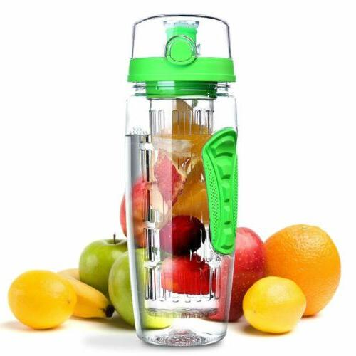 1000ML 32oz Sport Water with Free