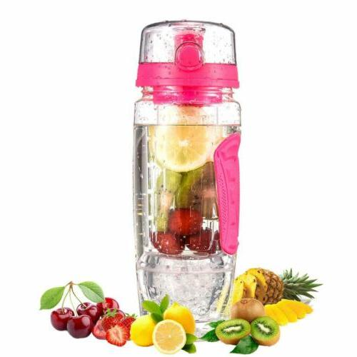 1000ML Infuser Sport Fitness Water with