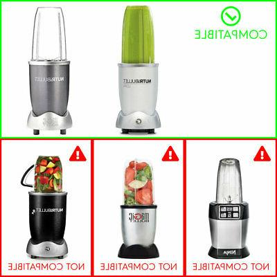 3 Colossal Cups + Blade NutriBullet Lean NB-203 1200W