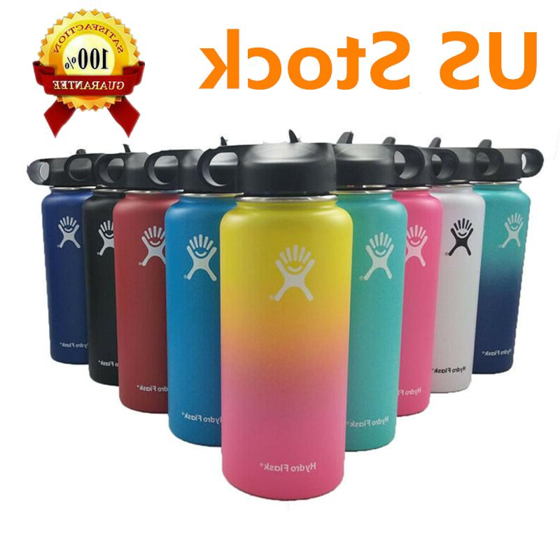 32 40oz hydro flask stainless steel sport