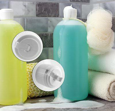 32-Ounce Top Plastic Squeeze Style Tops