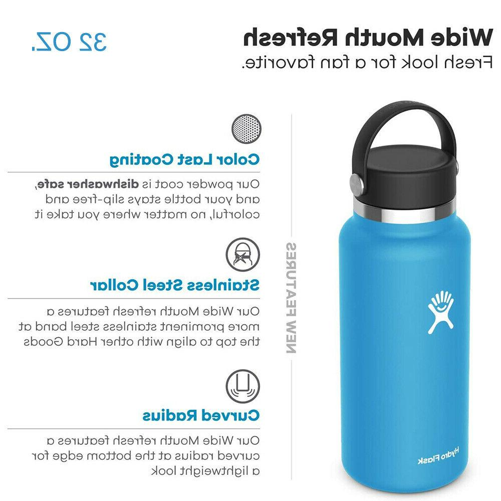 Hydro Mouth 2.0,Stainless Steel & Insulated