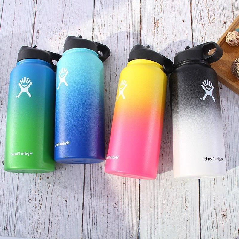 32oz/40oz Outdoor Insulated Steel Sports Wide