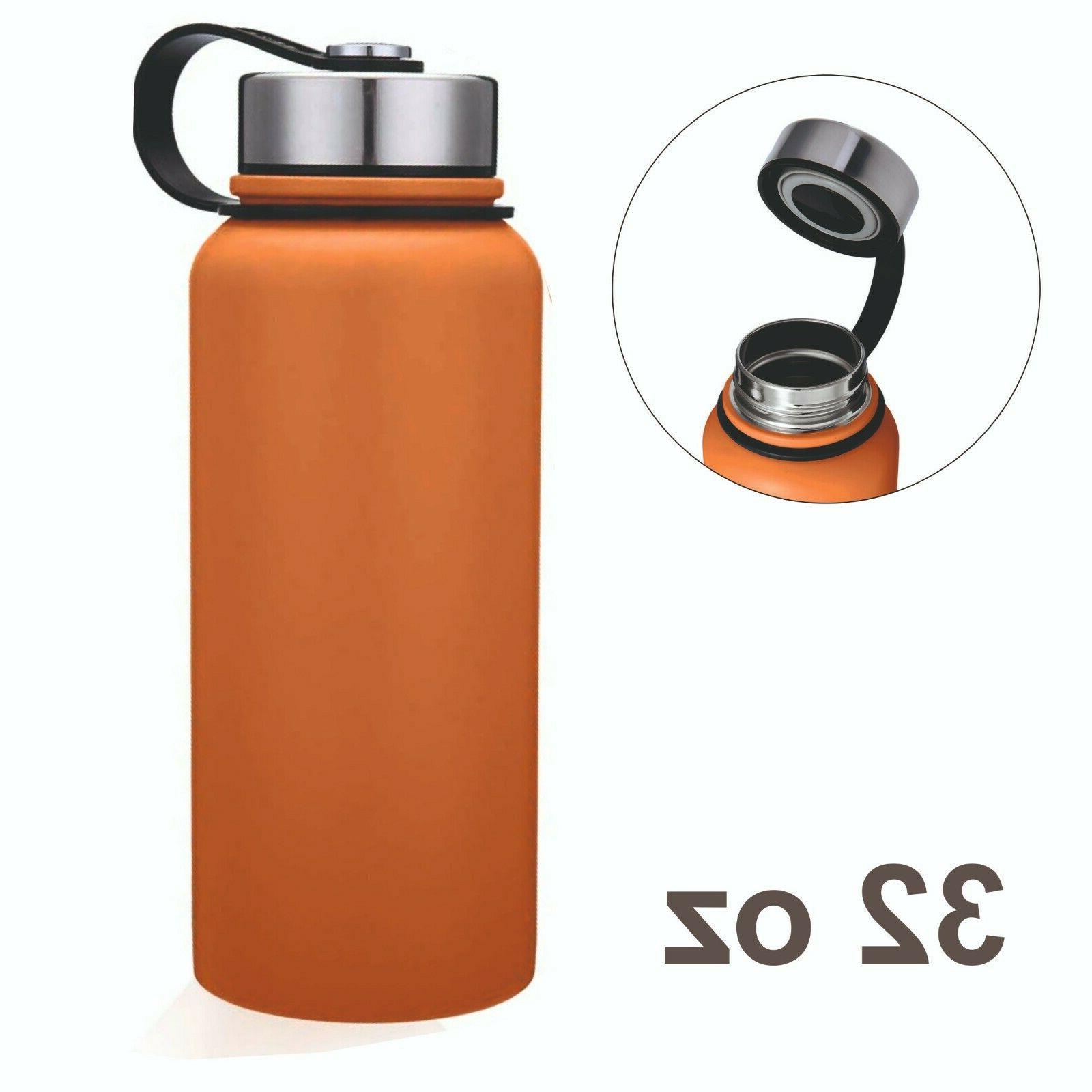 32oz Wall Vacuum Insulated Bottle Mouth