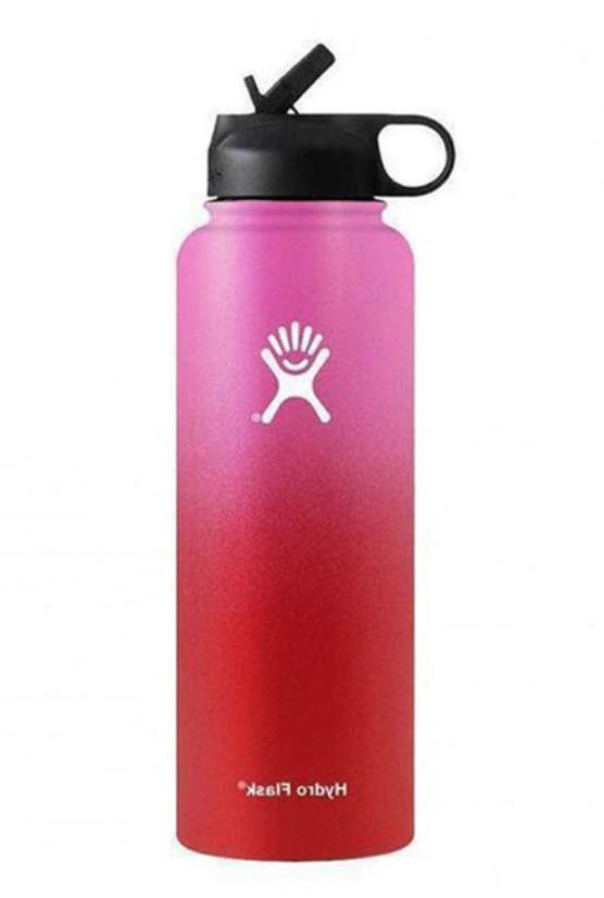 32oz Insulated Water Bottle Gradient Colors bicycle water