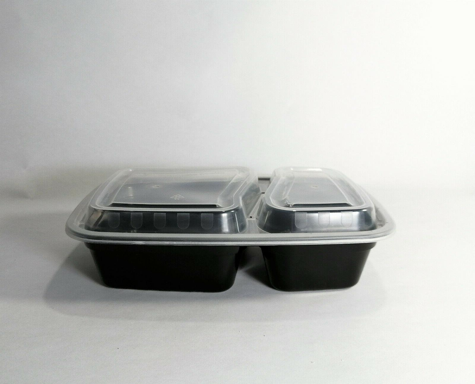 32oz meal prep food containers with lids