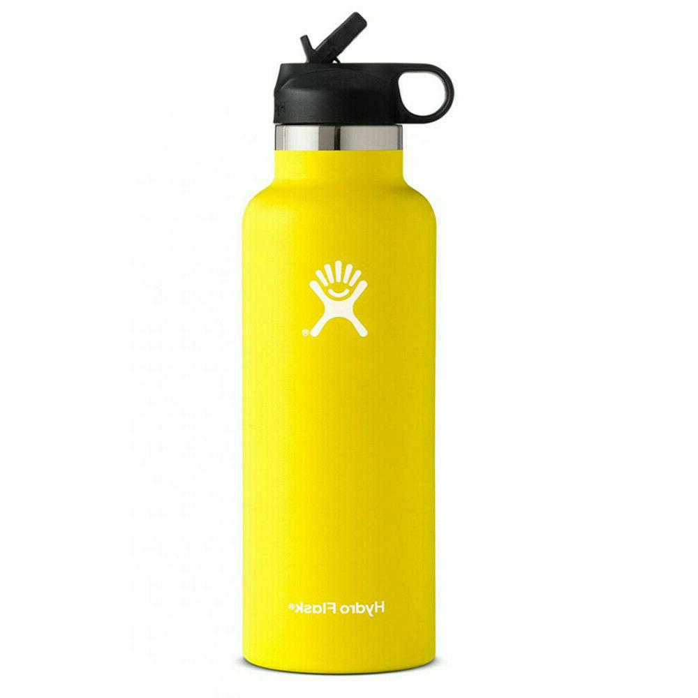 32oz Steel Bottle with Lid