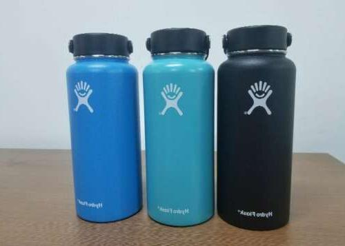 32oz Hydro-Flask Insulated Cap Wide Mouth