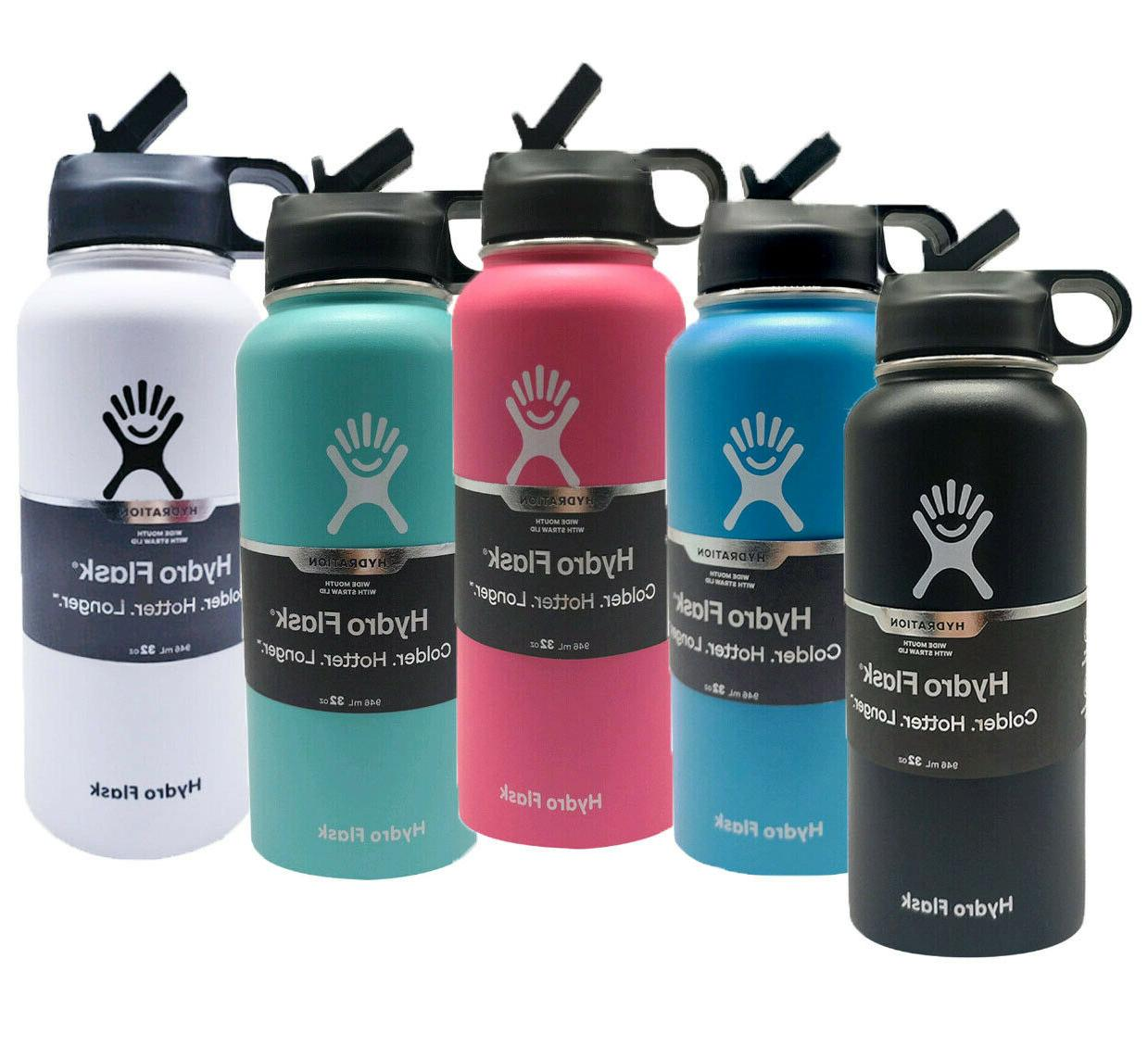 32oz water bottle stainless steel