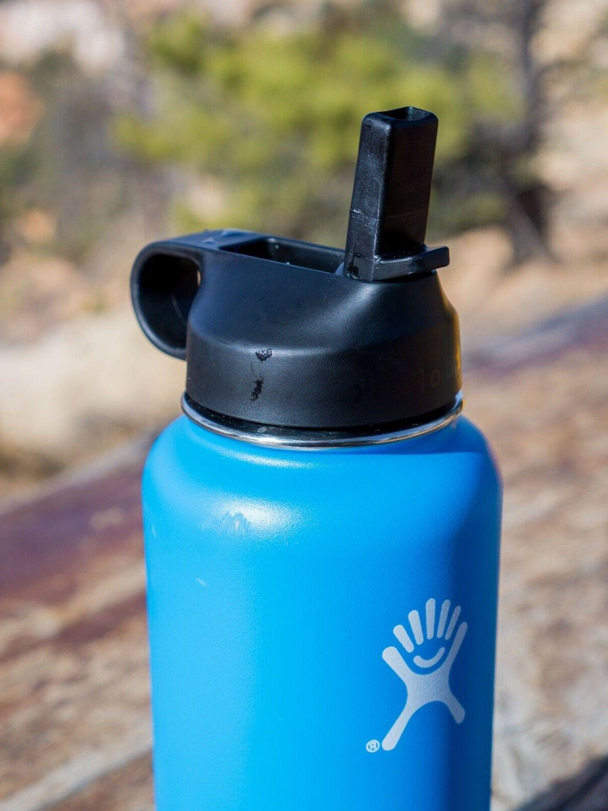 Hydro Flask Mouth Stainless With Flip Straw Lid