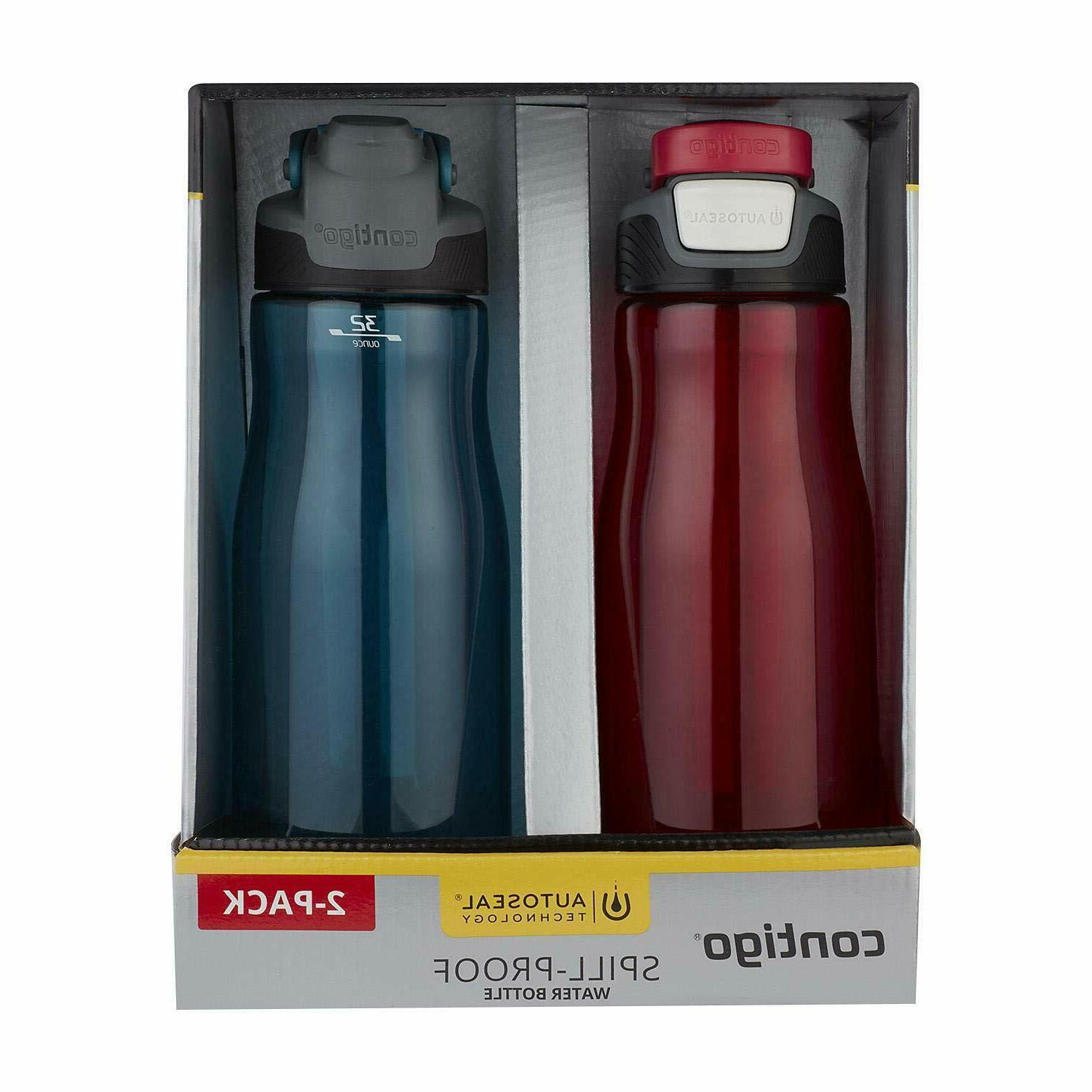Contigo Autoseal Fit oz. Spill Water Bottle