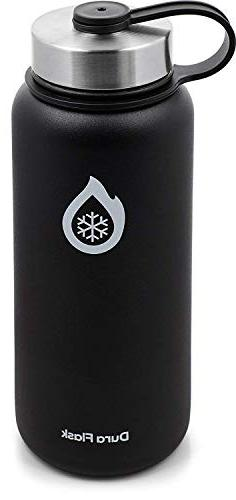 DuraFlask Explorer Double-Wall Vacuum Insulated Water Bottle