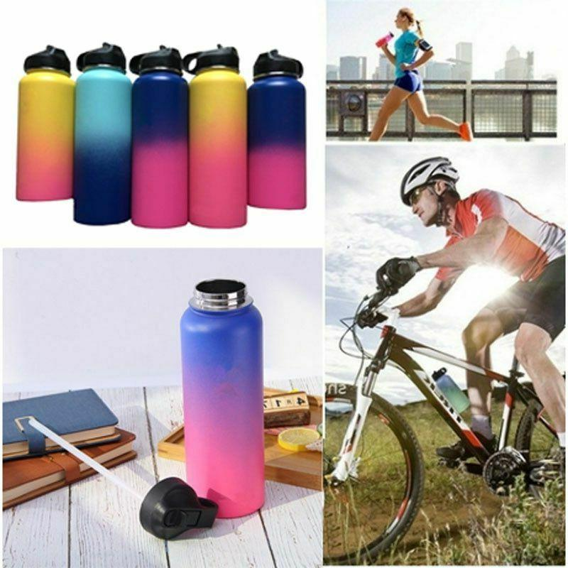 flask hydro vacuum insulated stainless steel water
